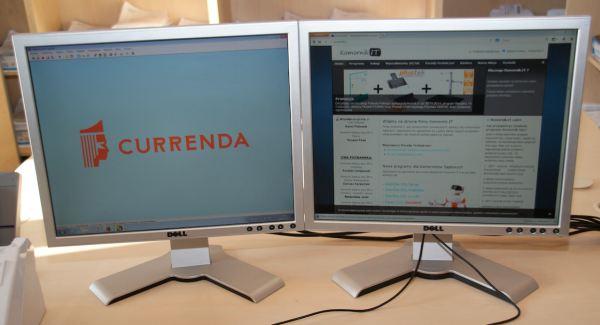 2 monitory